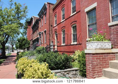 Capitol Hill Homes