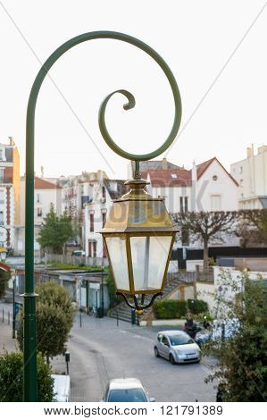 Electricity Street Lamp