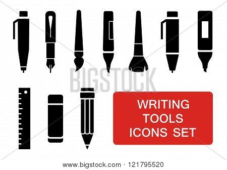 writing tools set