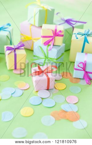 Colorful Little Presents