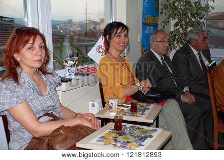 ANKARA-TURKEY-JUNE 1: