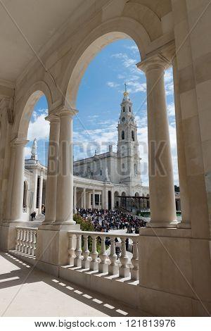The Sanctuary of Fatima, Portugal