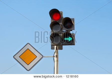 Traffic Lights (Red Light)