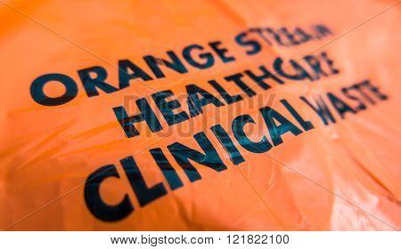 Hospital Clinical Waste Bag