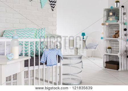 Room Full Of Scandinavian Simplicity