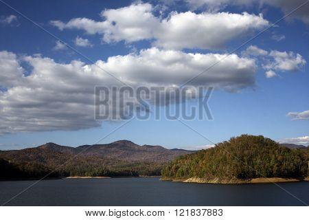 Hiawasee Clouds
