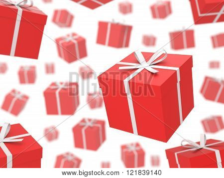 Rain Of Gifts.