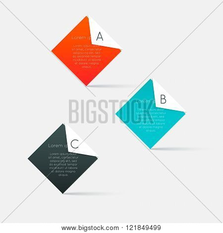 Minimal Infographics Design. Vector Can Be Used For Workflow Layout, Diagram, Number Options, Web De