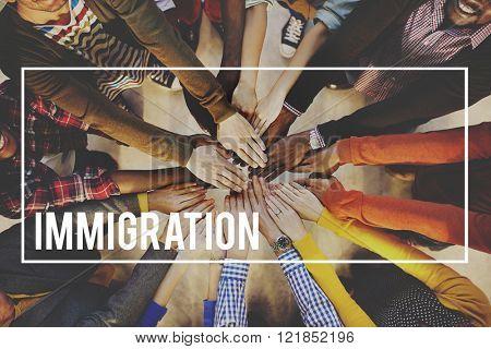 Team Teamwork Interaction Friends Agreement Concept