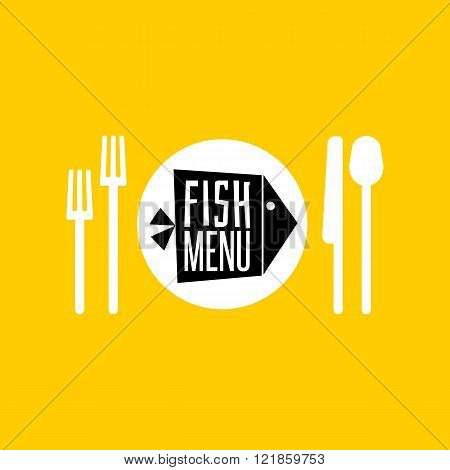 Fish menu Icon
