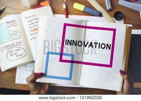 Innovation Technology Motivation Ideas Innovate Concept