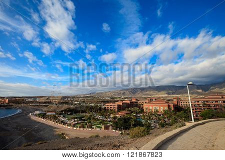 Beautiful Tenerife Landscape - Costa Adeje