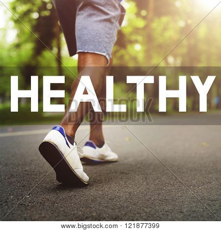 Health Healthy Lifestyle Active Exercise Physical Concept