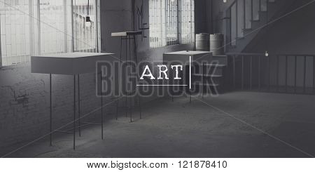 Art Creation Ideas Imagination Style Artistic Concept