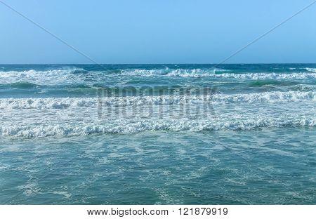 Atlantic Ocean in Morocco