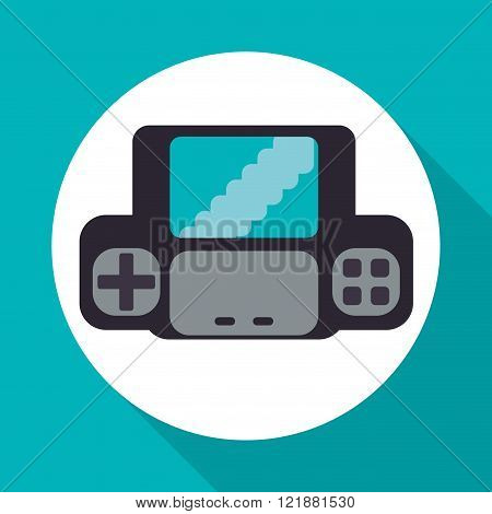 Videogame icon design