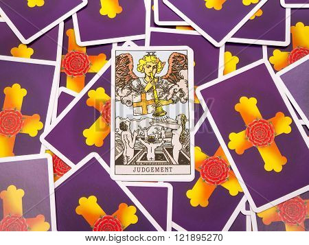 Tarot Cards Tarot, The Judgement Day Card