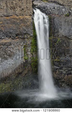 Beautiful Palouse Falls in Palouse Falls State Park, Washington