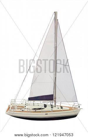 The image of a sailer