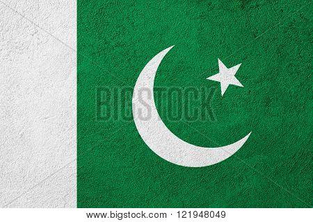 Flag Of Pakistan