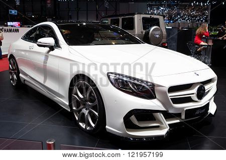 FAB Design Mercedes Benz S-Class Coupe