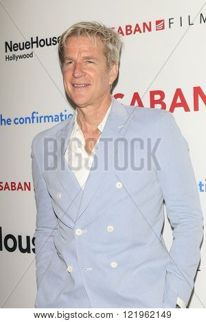 LOS ANGELES - MAR 15: Matthew Modine at the premiere of Saban Films' 'The Confirmation' at NeueHaus on March 15, 2016 in Los Angeles, California
