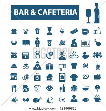 cafeteria icons