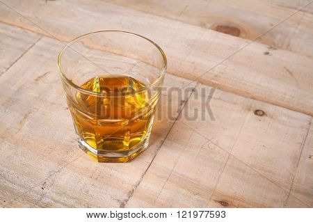 Whiskey In A Glass