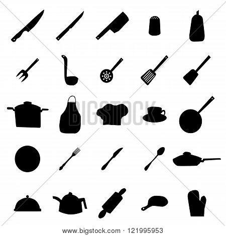 Kitchen ware and utensils silhouettes. Kitchen ware and utensils silhouettes art. Kitchen ware and utensils silhouettes web. Kitchen ware and utensils silhouettes new. Kitchen ware and utensils silhouettes www