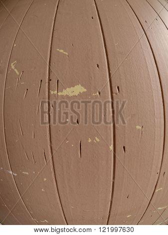 Door texture lines fish eye lens pattern