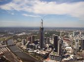 View Over Melbourne