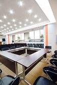 picture of commercial building  - Modern office interior Boardroom - JPG