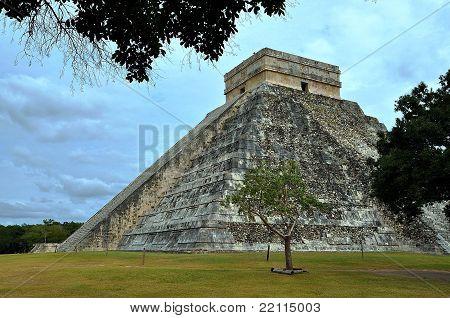 Castle Pyramid