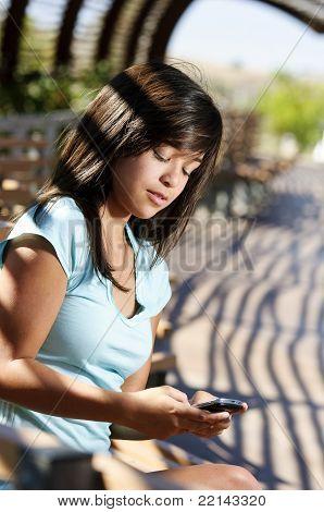 Teen SMS