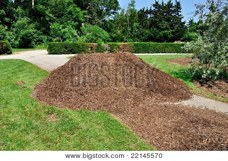 Pile Of Mulch