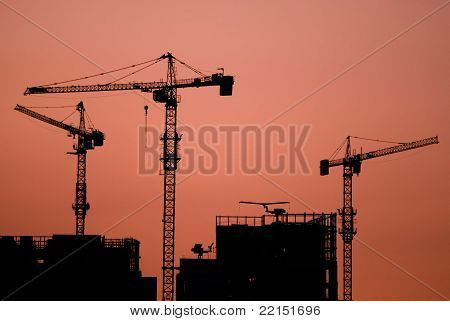 The industry and construction
