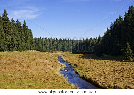 Hiking in the Erzgebirge, Germany-2