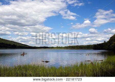 Langosta Lake State Park