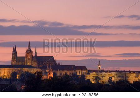 St. Vit Church In Prague