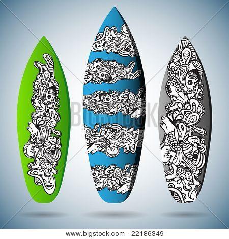 Vector Surfboards Design