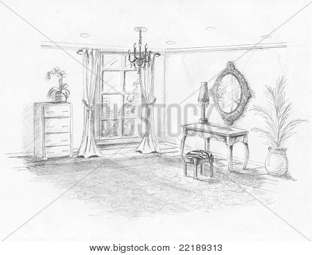 Sketch of a Room