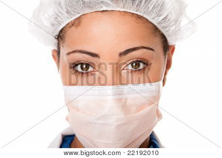 Doctor Nurse Eyes