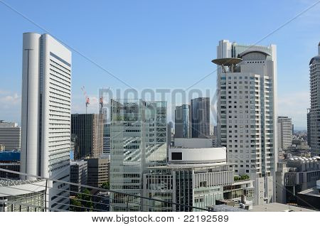 Osaka Buildings