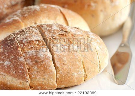 Sliced Breakfast Rolls