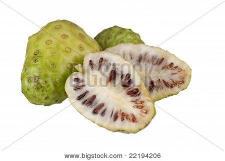 The Noni or Morinda Fruit