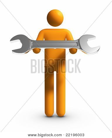 Holding Wrench