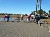 Smoothing The Concrete
