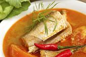 Spicy Fish Curry poster