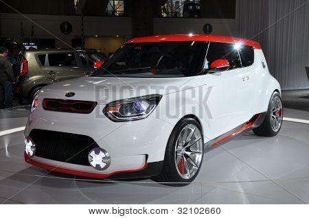Kia Trackster