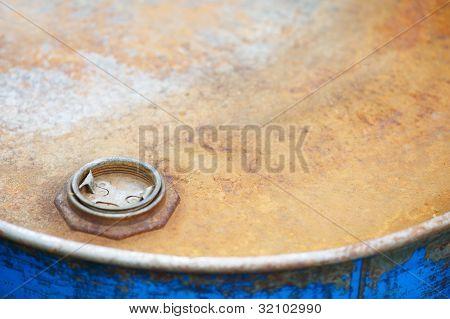 Cover The Metal Barrel